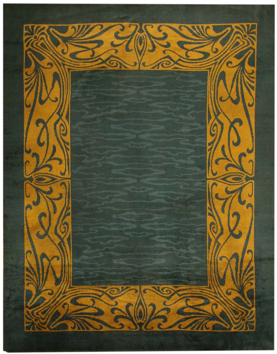 Art Nouveau French Rug 43139 For Sale Antiques Com