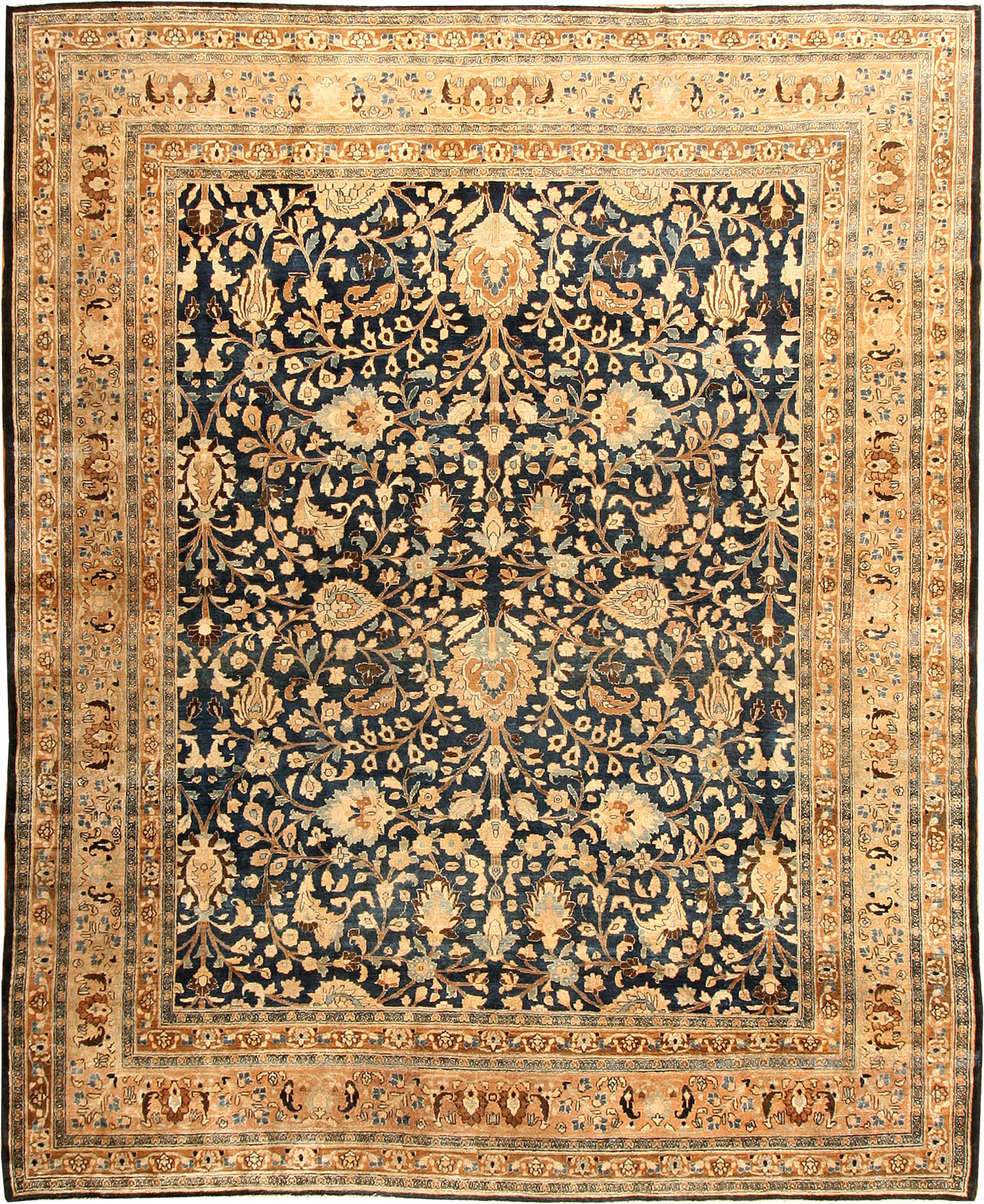 Antique khorassan persian rugs 42809 for sale classifieds - Deluxe persian living room designs with artistic rug collection ...
