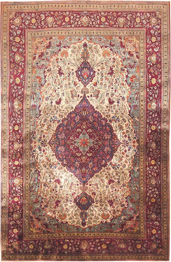 Persian Silk Rugs For Sale Home Decor