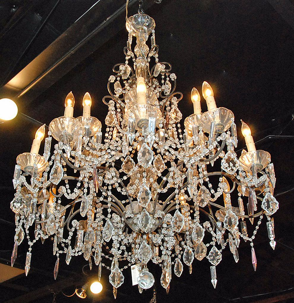 French crystal chandelier for sale classifieds - Chandeliers on sale online ...