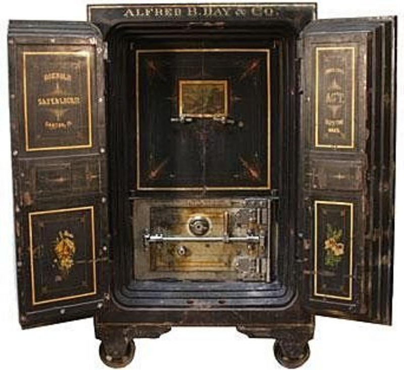 Antique safes for sale