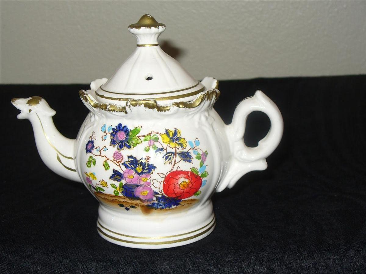MEISSEN Style Teapot With Animal Head Spout For Sale ...