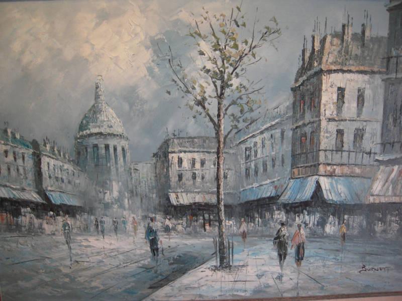 Caroline Burnett Oil Painting For Sale