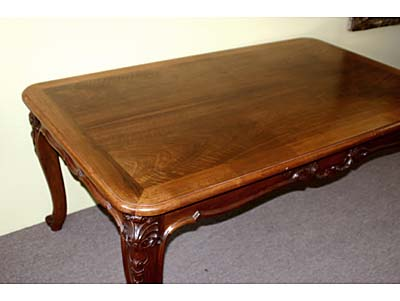Antiques Dealers on Xv Style  Extension Dining Table For Sale   Antiques Com   Classifieds
