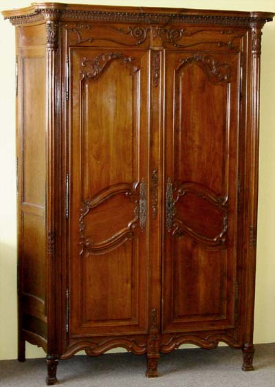 french neoclassical period armoire de chasse for sale classifieds. Black Bedroom Furniture Sets. Home Design Ideas