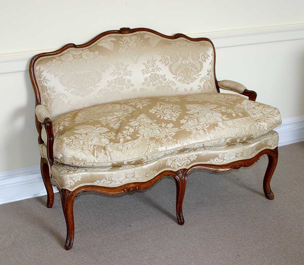 Louis xv period canap for sale classifieds for Canape insurance