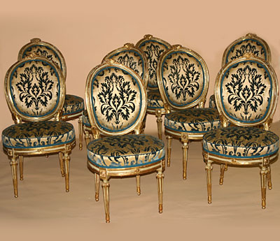 Enlarge Photo - Antiques.com ClassifiedsAntiques For Sale Catalog 16 - Antique  Italian Chairs Antique - Italian Antique Furniture Antique Furniture