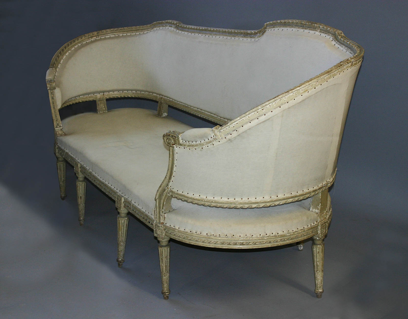 Very fine french louis xvi period canap for sale for Canape insurance