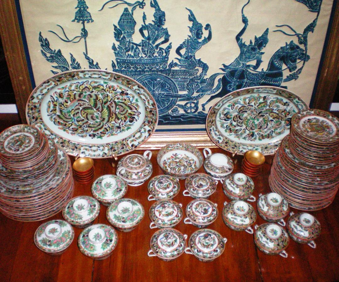 1850 1890 Antique Chinese Export 1000