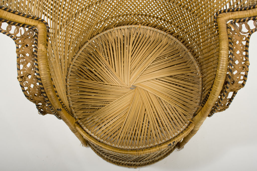 rattan peacock chair for sale | antiques | classifieds