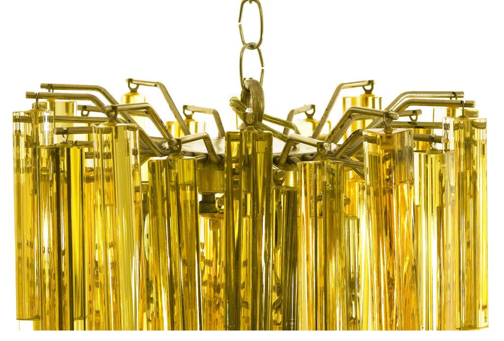 Amber glass murano chandelier for sale antiques classifieds amber glass murano chandelier for sale aloadofball Images