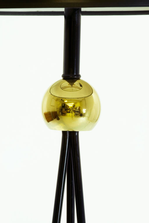 nessen tripod floor lamp for sale classifieds. Black Bedroom Furniture Sets. Home Design Ideas
