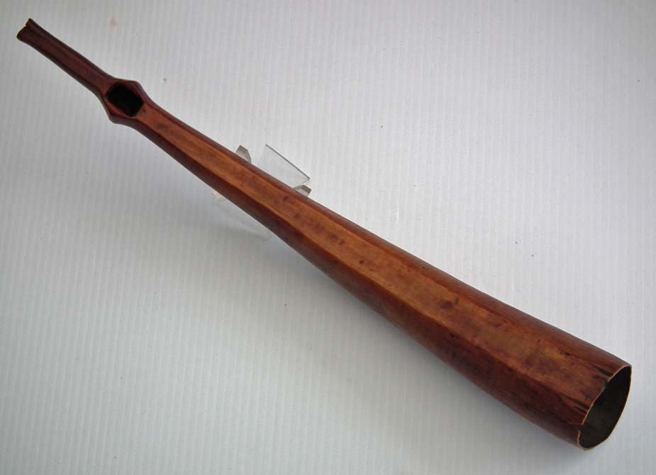 Antique 19th Century African Horn Trumpet For Sale