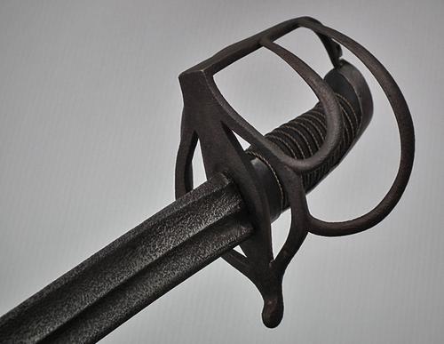 SOLD Rare Antique 18th Century Polish Sword Sabre For Sale