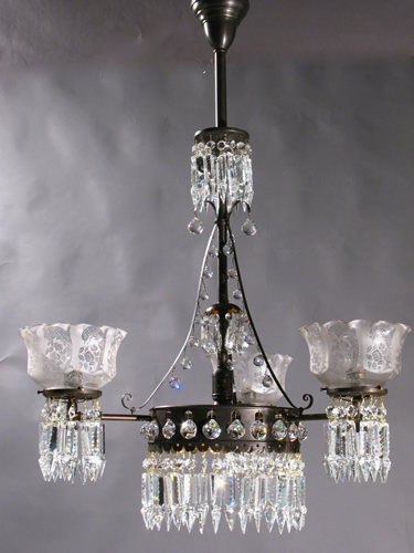 3 light aesthetic east lake gas chandelier for sale antiques 3 light aesthetic east lake gas chandelier for sale aloadofball Image collections