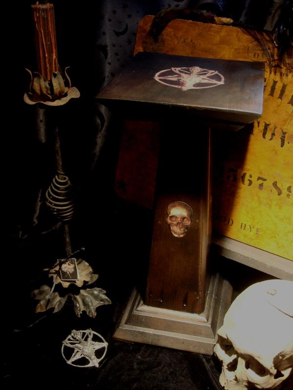 1930 S Occult Altar Pedestal Sku 1222 For Sale Antiques