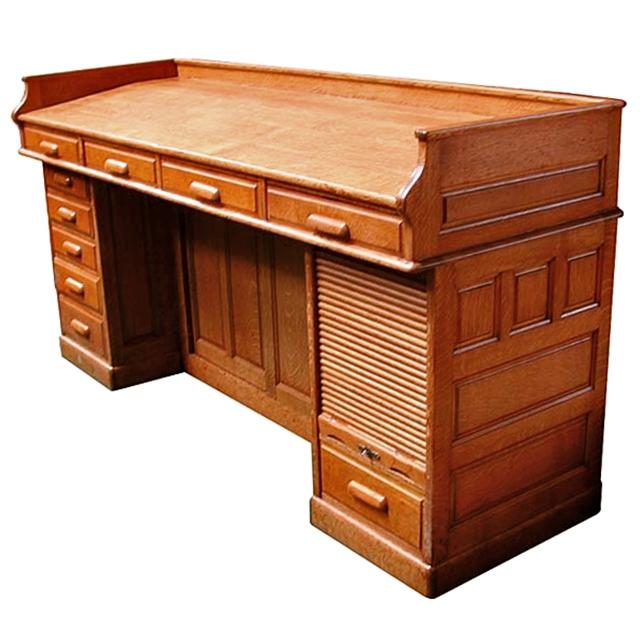 antique oak american architect 39 s desk c 1890 for sale