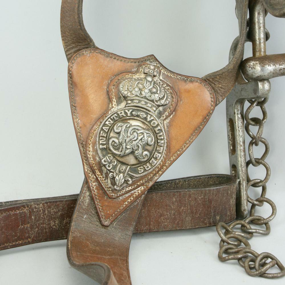 Vintage horse headcollar from the spencer family for sale for Vintage horseshoes for sale