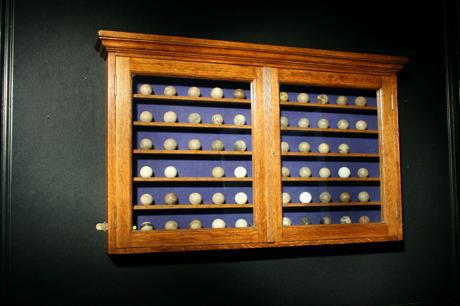 Antique Golf ball display cabinet - For Sale - Antique Golf Ball Display Cabinet For Sale Antiques.com