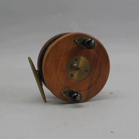 Millward 39 s mariner frogback fishing reel for sale for Antique fishing reels