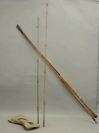Antique fishing rods lookup beforebuying for Old fishing rods
