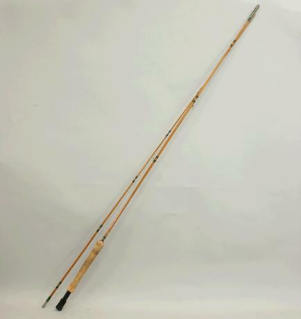 Trout fly fishing rod by pezon e 39 michelle for sale for Fly fishing flies for sale
