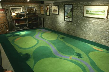 Golf Carpet - Carpet Vidalondon