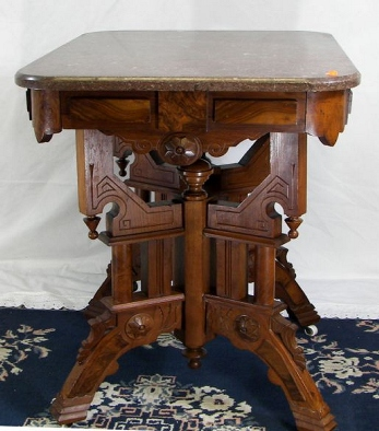 Victorian Marble Top Table F 3948 For Sale Classifieds
