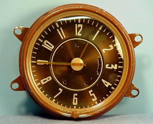 Westclox Car Clock For Sale Antiques Com Classifieds