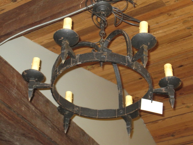 Antique Wrought Iron Chandeliers Chandeliers Design – Rot Iron Chandeliers