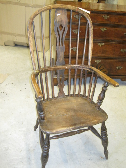 Origin:England Description:Antique English windsor chair Circa:1880. Antique  Furniture - 2102719 Antique English Windsor Chair For Sale Antiques.com