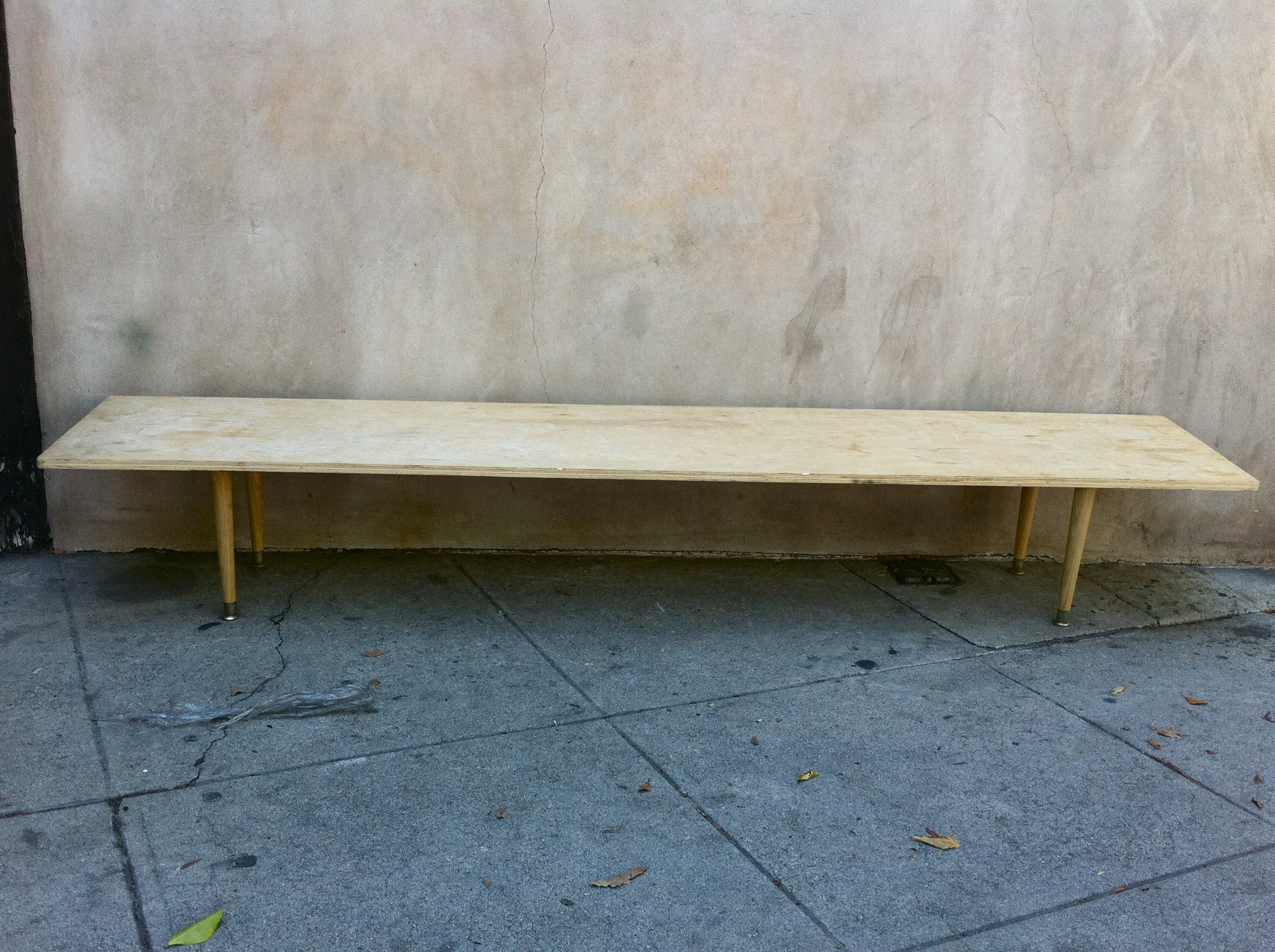 Pin Long Narrow Coffee Table On Pinterest