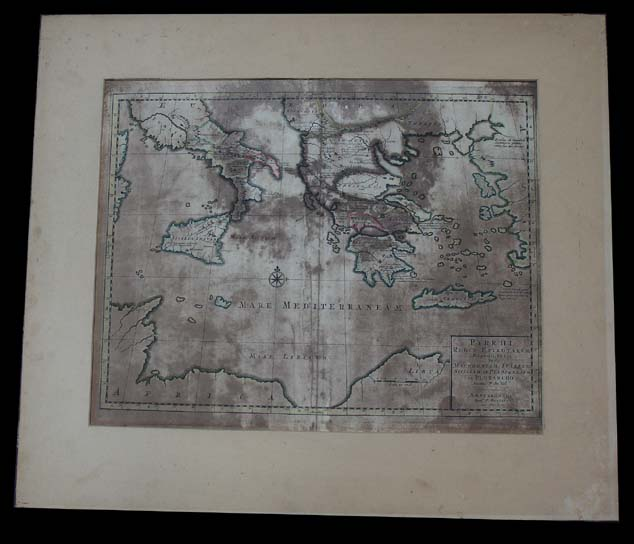 Paper maps for sale