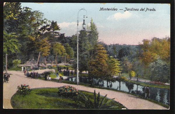 Uruguay montevideo jardines del prado for sale antiques for Jardines del prado