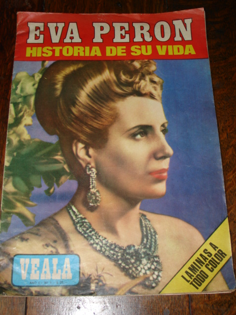 a comparison of eva peron and cofer views on stereotype that follow latino women Evita - eva peron rose from poverty to become the most famous argentine woman in history drama, musical 54 - story of studio 54, a hot disco hangout for the social elite of new york.