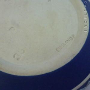Wedgwood Jasperware Large Sugar Or Slop Bowl C13857 For