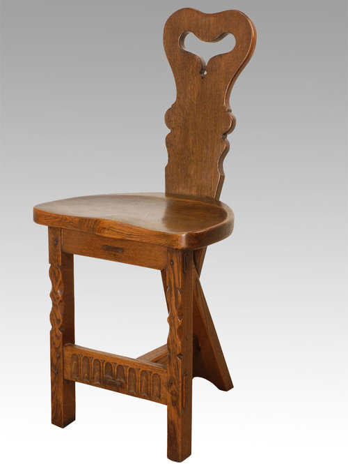Oak dressing table with chair for sale for Dressing a coffee table