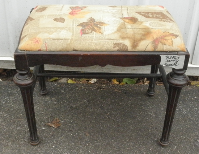Vanity Bench B5763 For Sale Classifieds