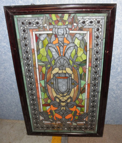 Window Stained Glass Dd387 For Sale