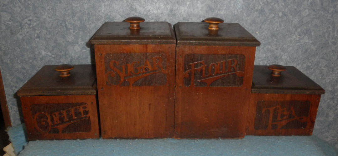 canister set b5165 for sale antiques com classifieds