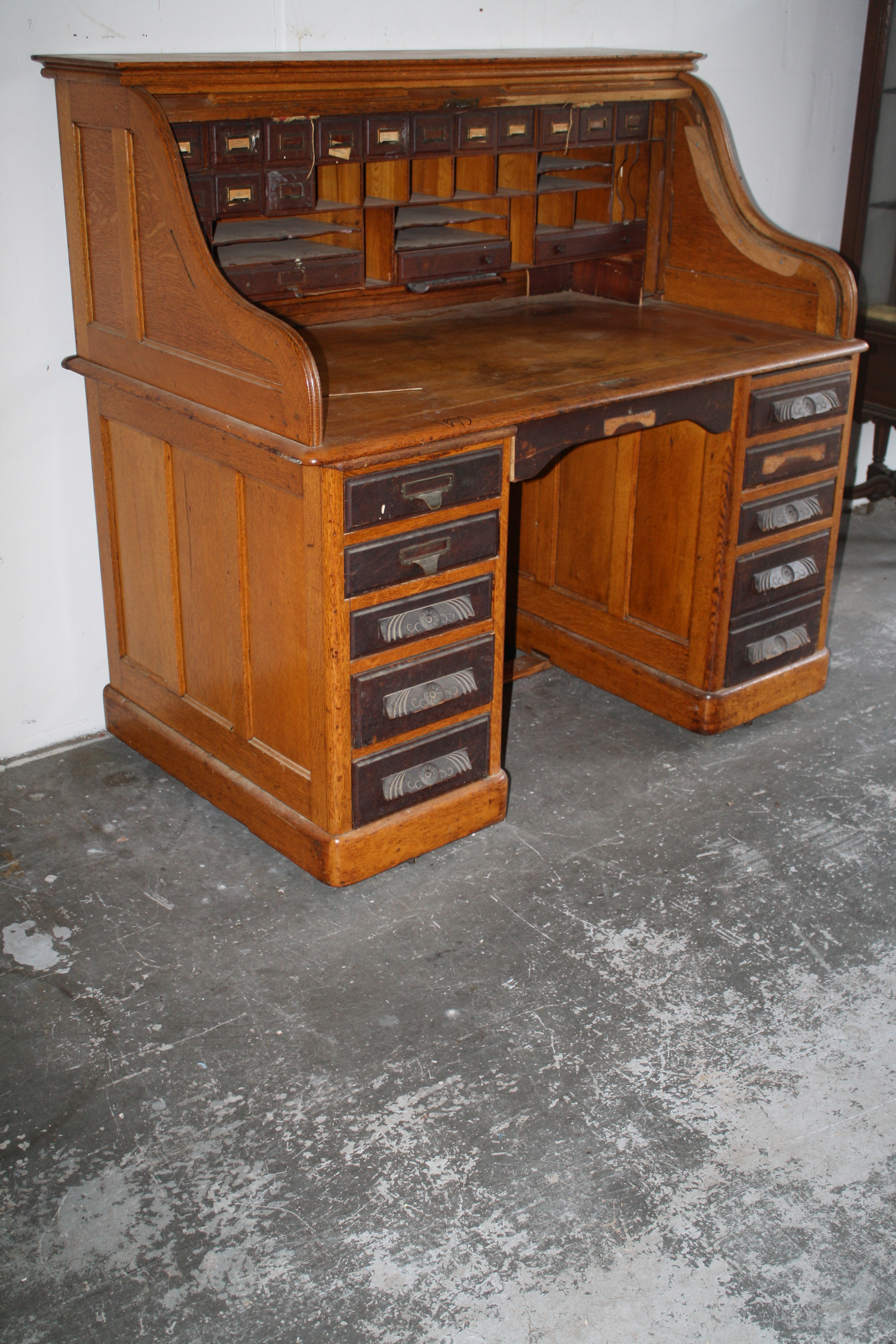 Roll Top Desk For Sale Antiques