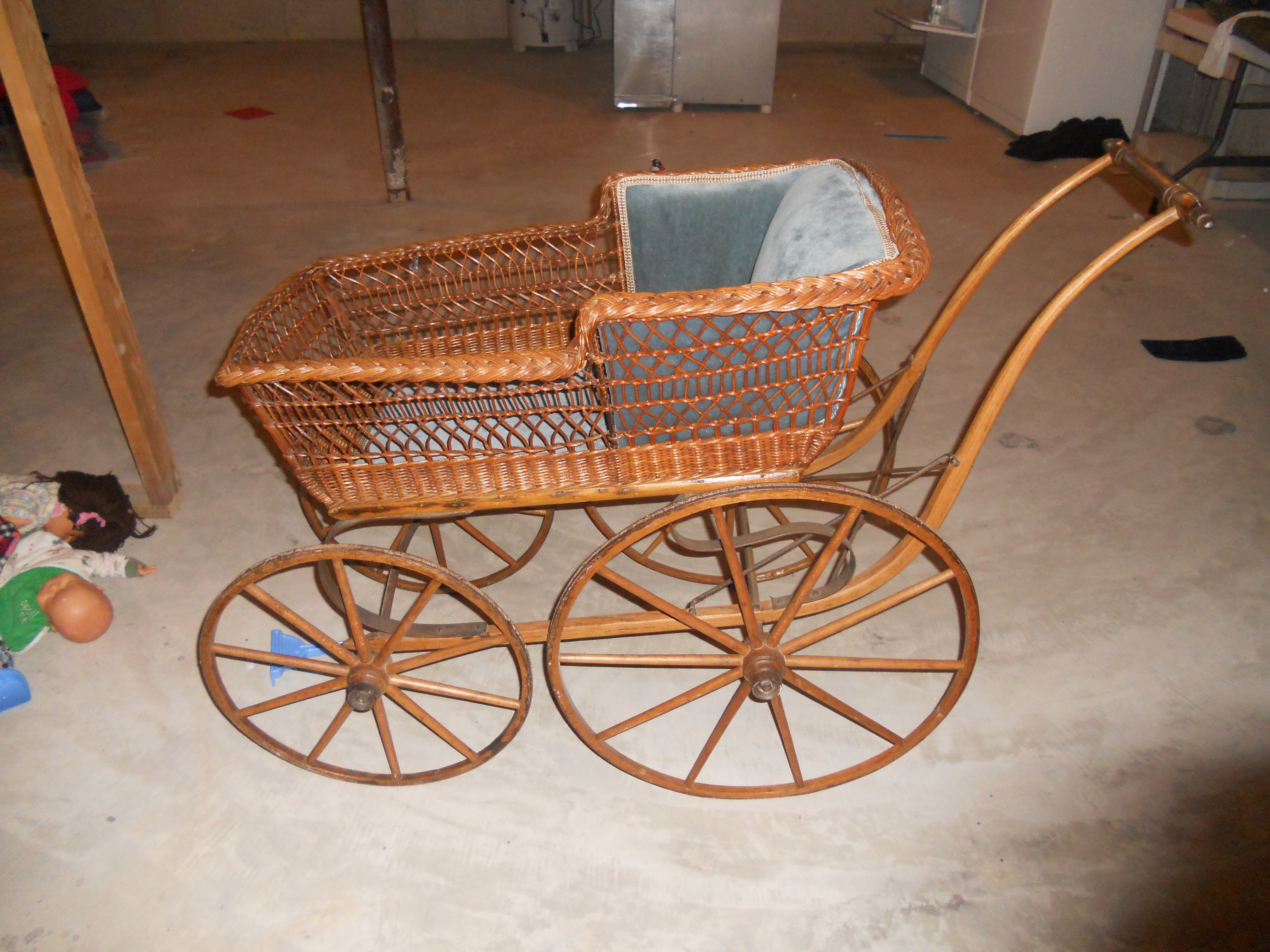 Baby Carriage For Sale Antiques Com Classifieds