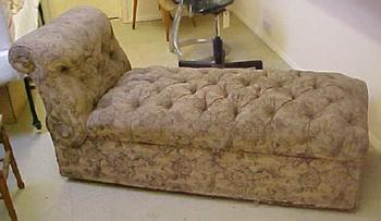 Victorian chaise longue 0323 for sale for Antique chaise longue for sale