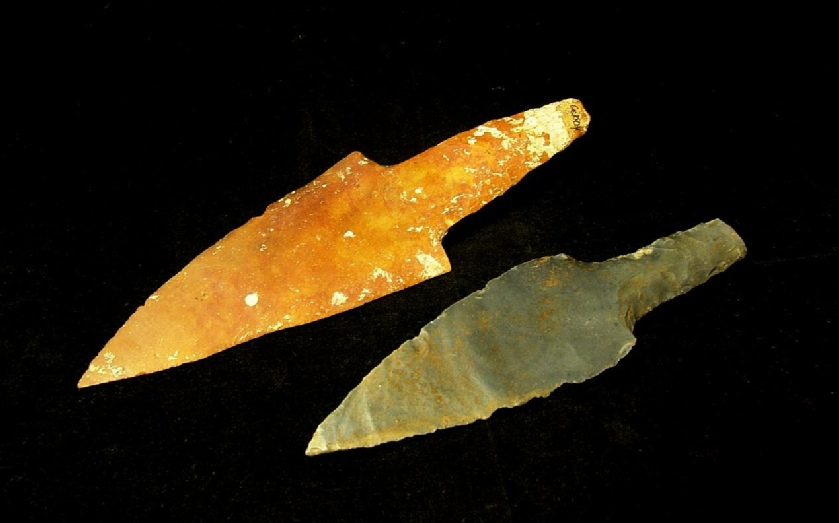 Pre Columbian Mayan Microblades Daggers For Sale Antiques Com