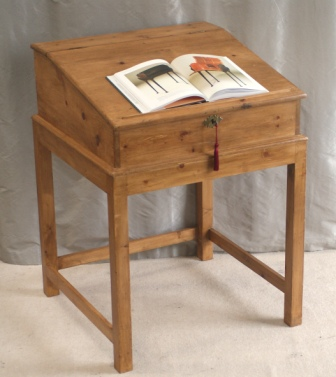 antique small writing desk 3