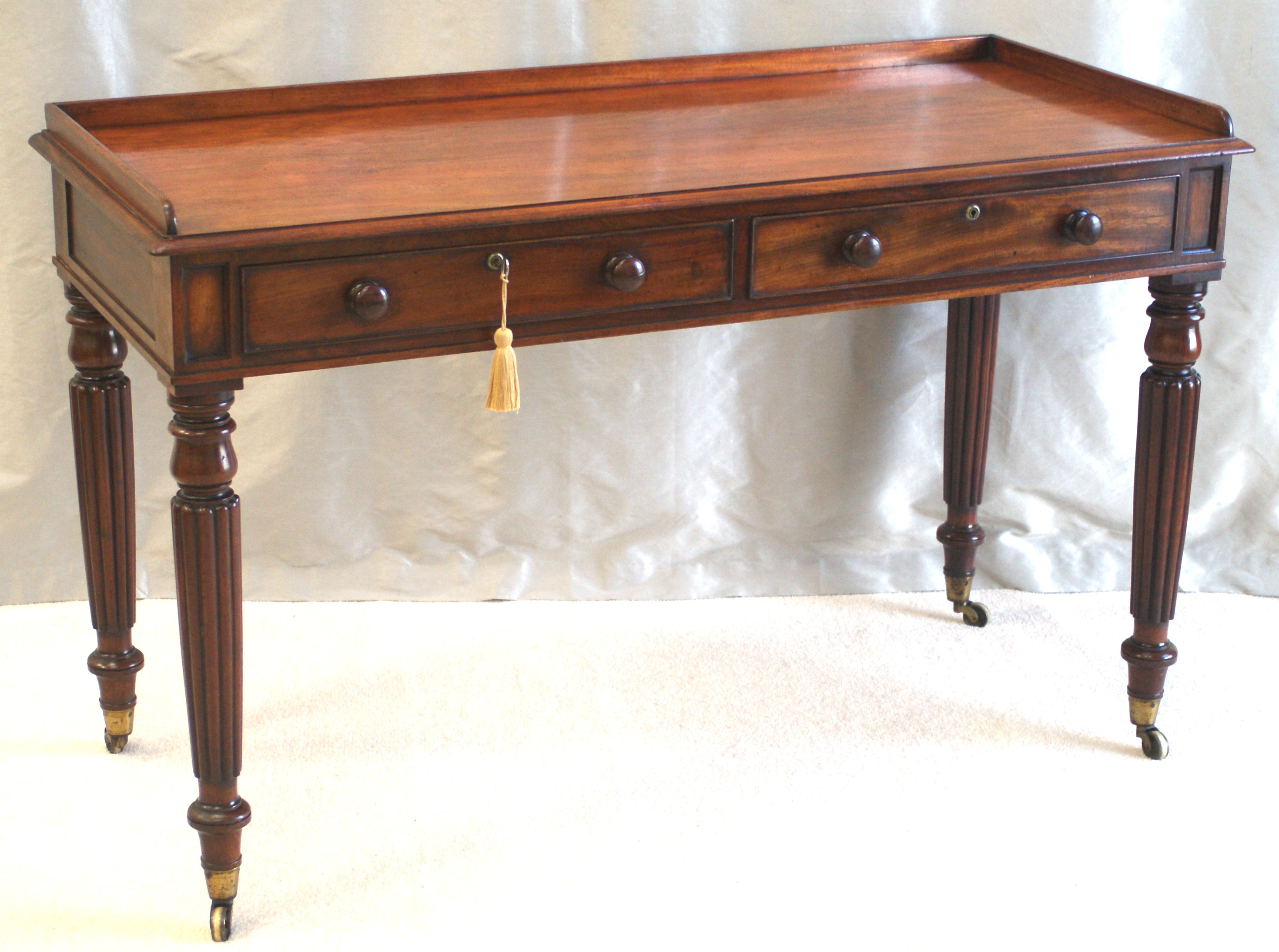 Antique William IV Writing Table Ref 3019   For Sale