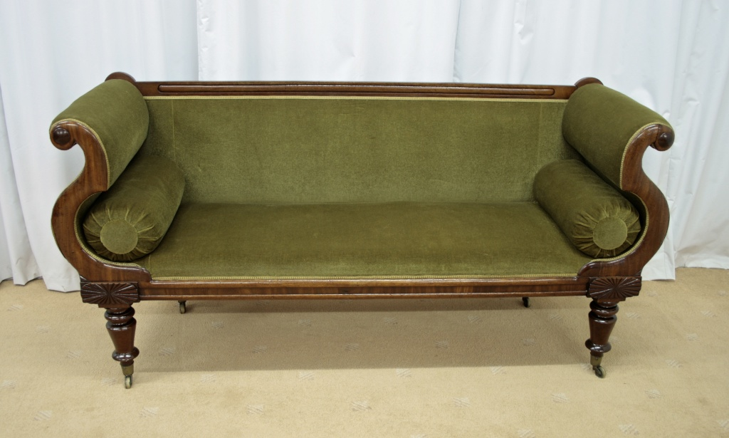 Victorian Mahogany Sofa For Sale Classifieds