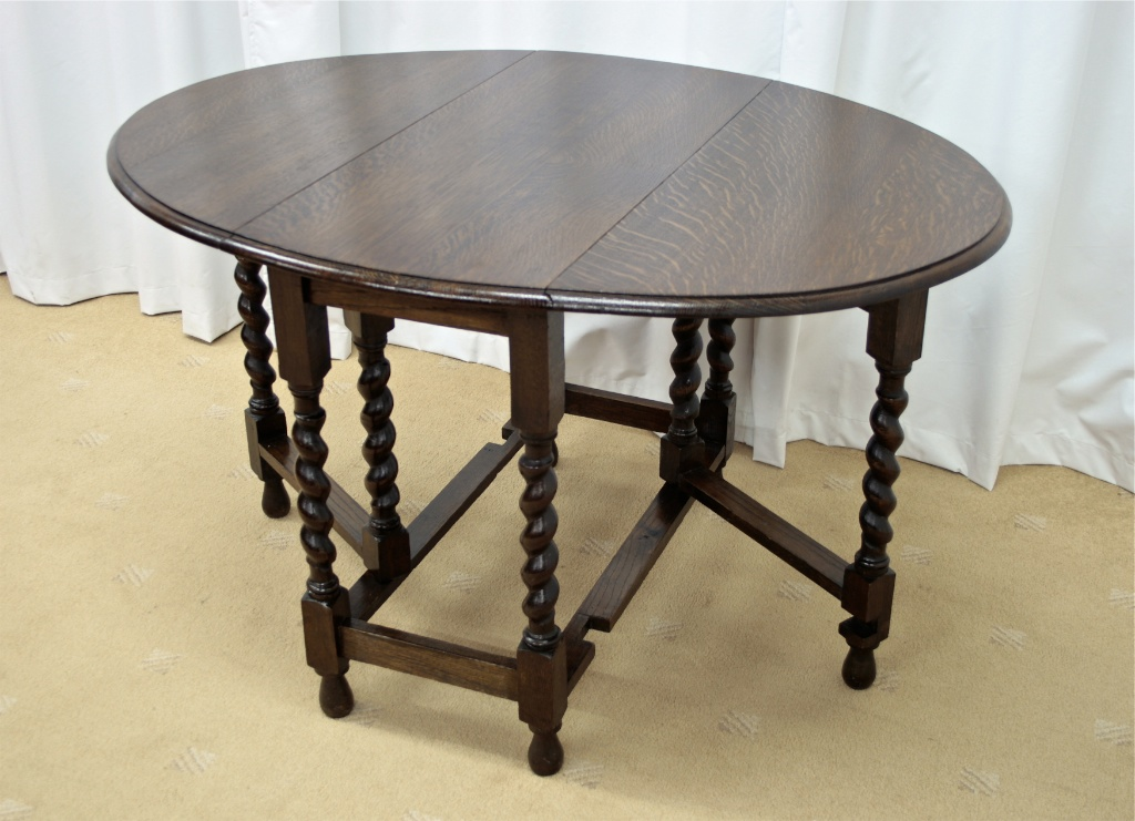 English Oval Refectory Dining Kitchen Table Tables For Custom Antique Tiger Maple