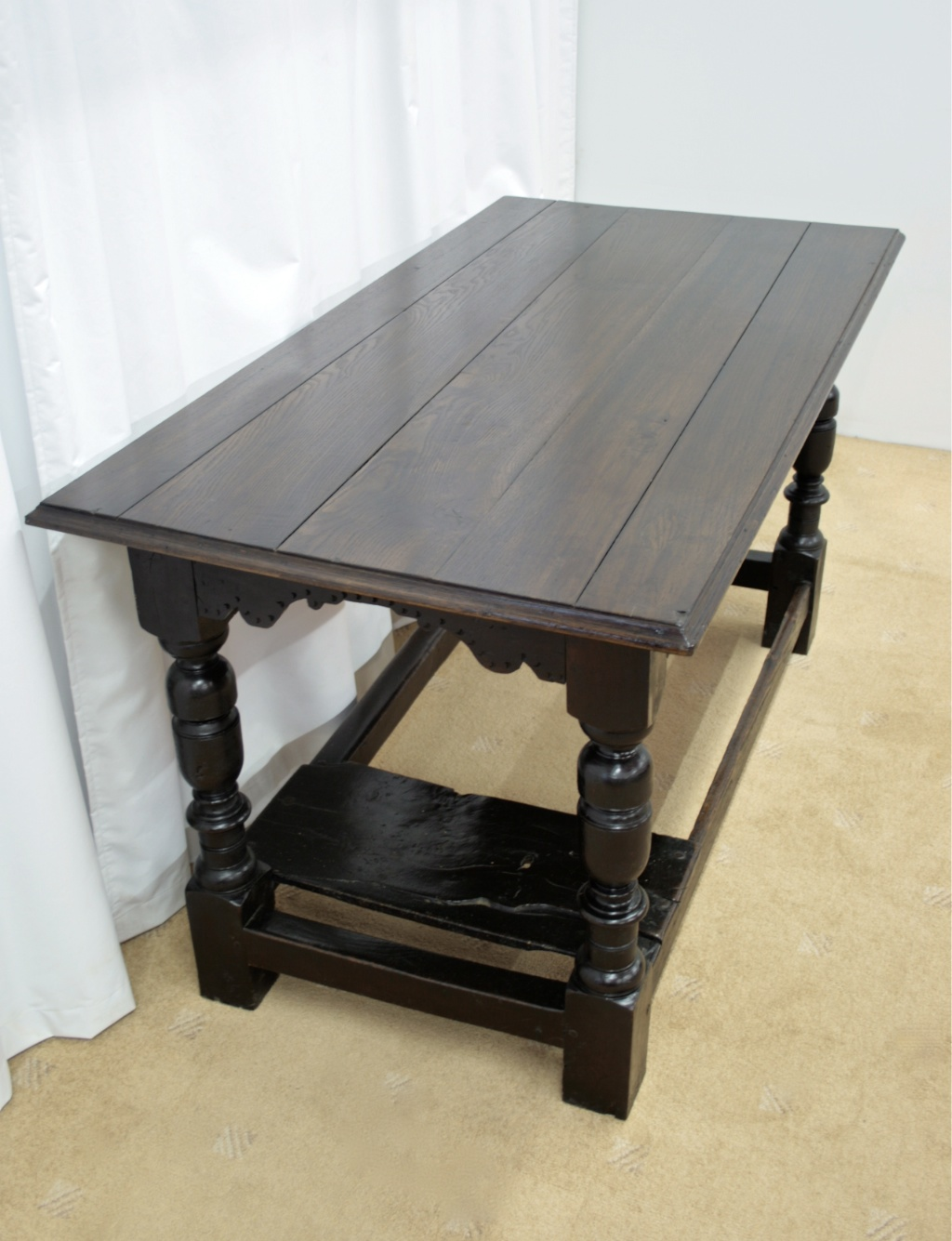 Wonderful image of 17th Century Oak Refectory Table For Sale Antiques.com Classifieds with #897442 color and 1024x1335 pixels