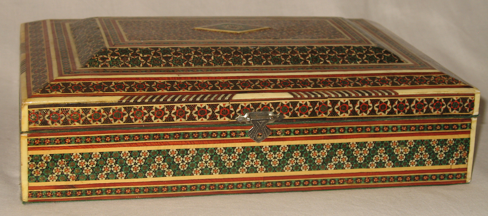 A vintage large and fine inlaid persian arts crafts for Arts and crafts for sale